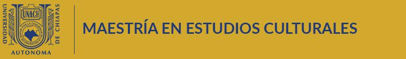 Maestrias en estudios culturales